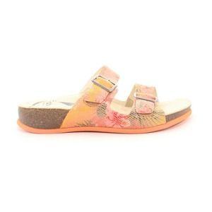 Abeo Blythe Slides Sandals Orange  6  ($ )93